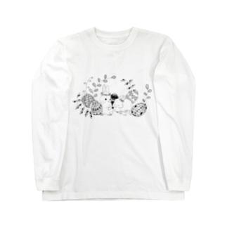 Easter rabbit Long sleeve T-shirts