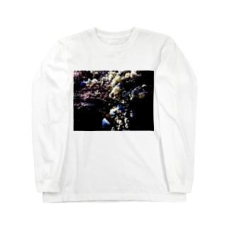 爛漫オブザイヤー Long sleeve T-shirts
