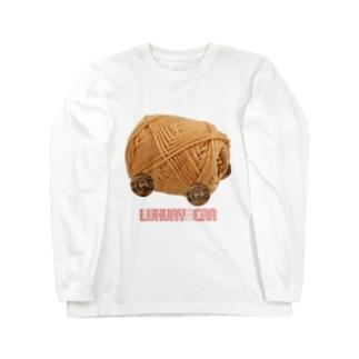 高級車 Long sleeve T-shirts