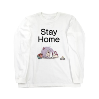 BAD GIRL 猫またのTシャツ【特別版】 Long sleeve T-shirts