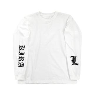 キラ信者 Long sleeve T-shirts