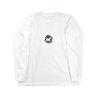 緊急事態だぁぁ Long sleeve T-shirts