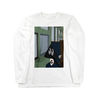 伊賀越え Long sleeve T-shirts