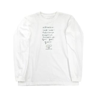 ふたばさん Long sleeve T-shirts
