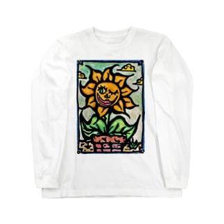 キレイなハナ Long sleeve T-shirts