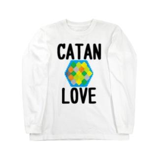 KATAN LOVE Long sleeve T-shirts