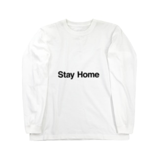 Stay Home Long sleeve T-shirts