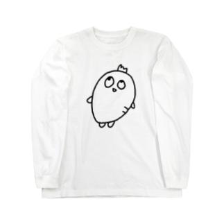 すいませんでした Long sleeve T-shirts