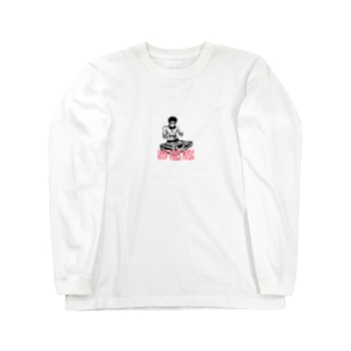 good vibes music Long sleeve T-shirts