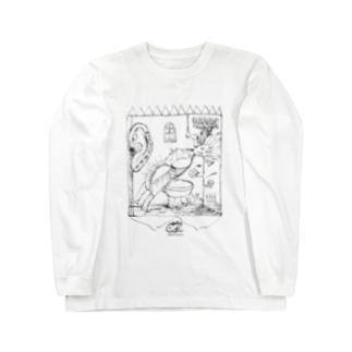 schlaf gut Long sleeve T-shirts