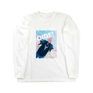 OIDE!ませ!CHIGUSAグッズ! Long sleeve T-shirts