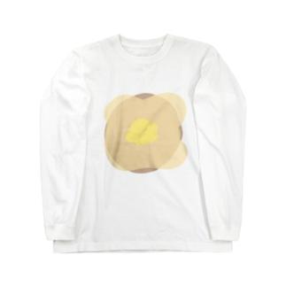 メープルシロップがすき Long sleeve T-shirts