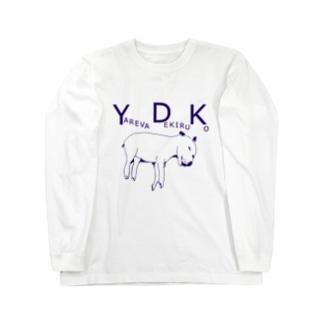 YDK Long sleeve T-shirts