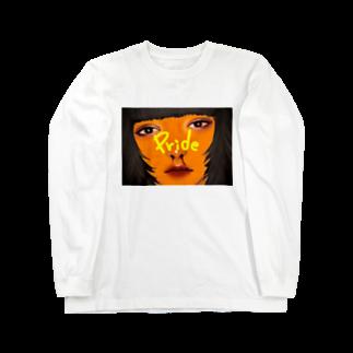 hrm_nikuのPride Long sleeve T-shirts