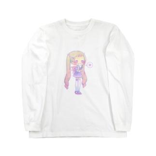 sukiレター♡ Long sleeve T-shirts