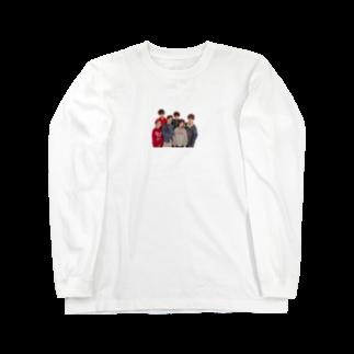 aのミンルイ Long sleeve T-shirts