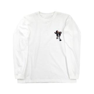 グッドボーイ Long sleeve T-shirts