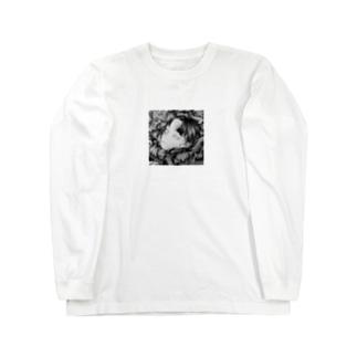 花 Long sleeve T-shirts