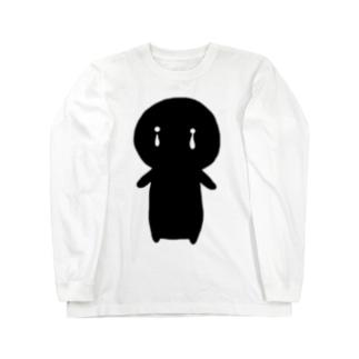 古春一生(Koharu Issey)のボク、生きてていいの? Long sleeve T-shirts