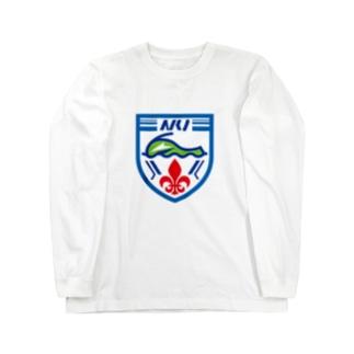 パ紋No.3359 AKI Long sleeve T-shirts