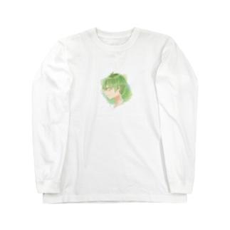 🍀なあ♠️ Long sleeve T-shirts