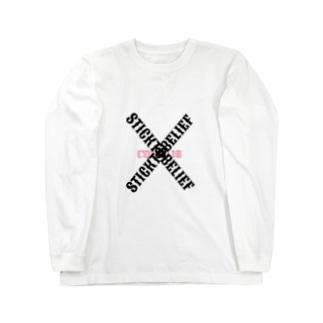 STICKTOBELIEFのCOVID-19に負けるな‼️ Long sleeve T-shirts