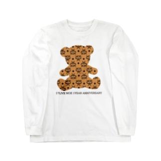 MOE_1year_anniversary_wear Long sleeve T-shirts