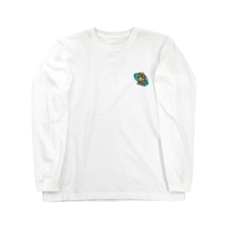 sycamore_by_penetの『Nothing lasts forever』 Long sleeve T-shirts