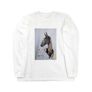 アハル・テケ Long sleeve T-shirts