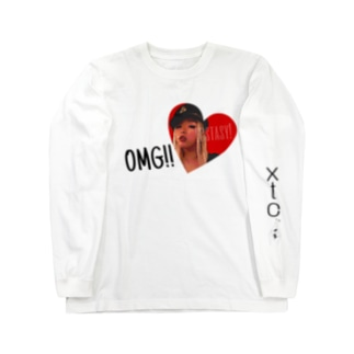 OMG!!エクスタシー Long sleeve T-shirts