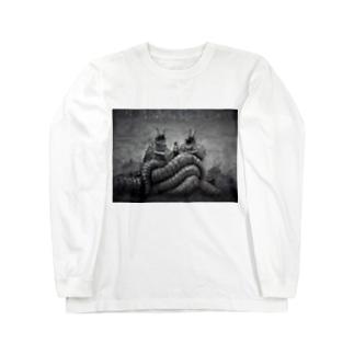 大蛇 Long sleeve T-shirts
