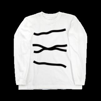 nemuimeiのhug Long sleeve T-shirts