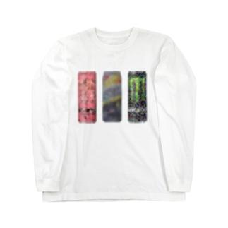 燃料セット1 Long sleeve T-shirts