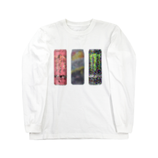 bbbbbb3289の燃料セット1 Long sleeve T-shirts
