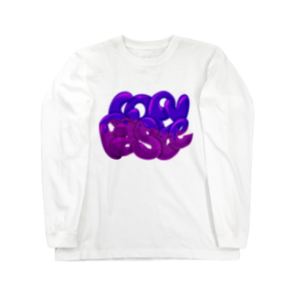 Slow Typingのcopy paste コピーペースト 098 Long sleeve T-shirts