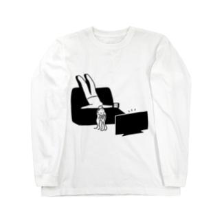 不要不急ガール Long sleeve T-shirts