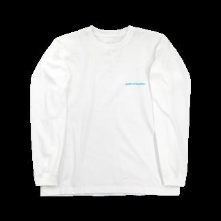 in_ryokuのyouth of twenties Long sleeve T-shirts