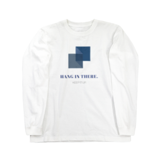 優里香の諦めないで Long sleeve T-shirts