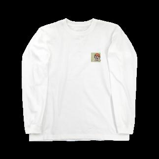 Majin zzZの既読君 Long sleeve T-shirts