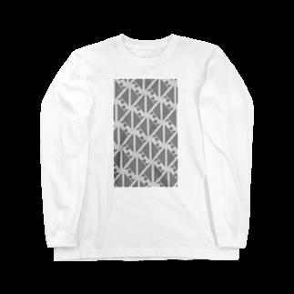 気ままに創作 よろず堂のサーヴィエ行進曲 燻銀 Long sleeve T-shirts