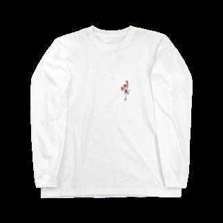 NF404のや Long sleeve T-shirts