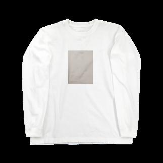 himenの世界の壁_自宅 Long sleeve T-shirts