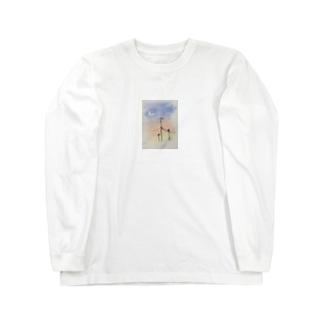 高砂橋 Long sleeve T-shirts