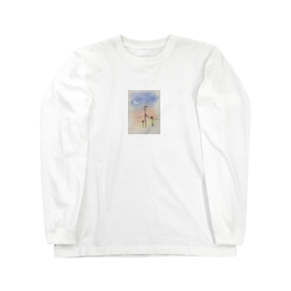 konishの高砂橋 Long sleeve T-shirts