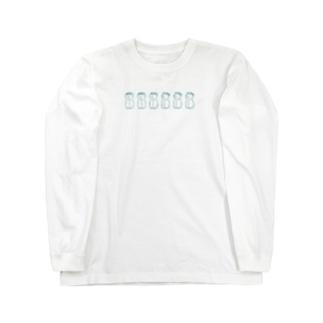 para para manga Long sleeve T-shirts