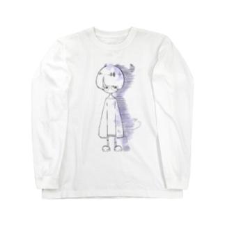 無垢ちゃん Long sleeve T-shirts