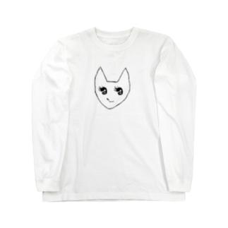 キネオラマのチクロアちゃん Long sleeve T-shirts