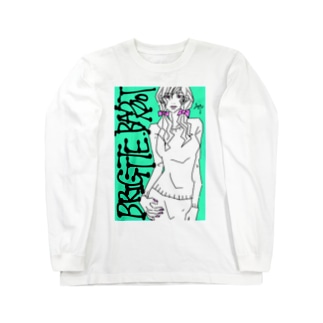 ブリジット Long sleeve T-shirts