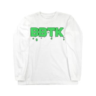 BBTKのmelt Long sleeve T-shirts
