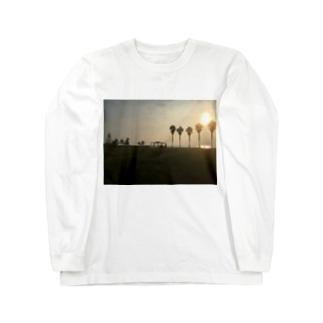 Sunset Long sleeve T-shirts